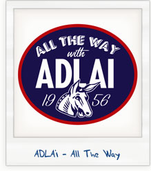 Adlai Stevenson 'All the Way With Adlai' 1956 Presidential Campaign T-Shirt