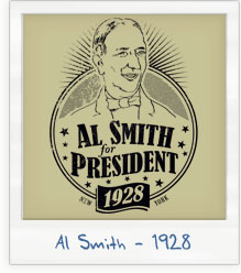 Al Smith for President 1928 T-Shirt